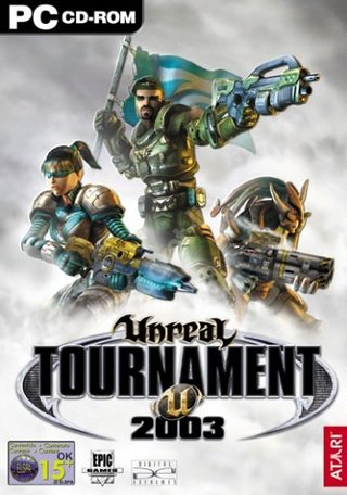 Unreal Tournament 2003 v2225 - PC