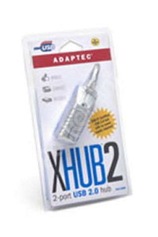 Adaptec XHUB2 2-Port USB Hub