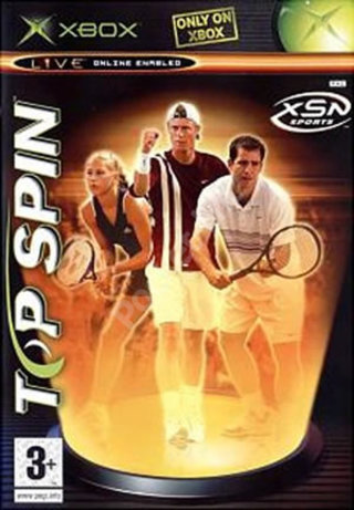 Top Spin - Xbox