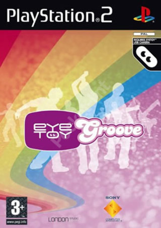EyeToy Groove - PS2