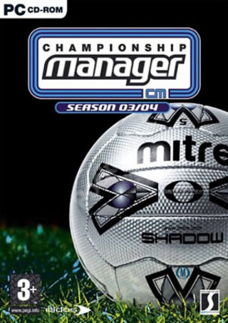 Championship Manager 03/04 - PC
