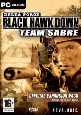 Black Hawk Down - Team Sabre Add-on - PC