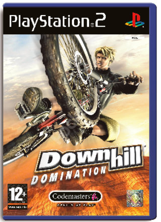 Downhill Domination - PS2