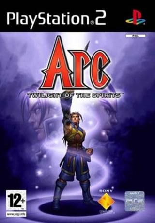 Arc: twilight of the spirits - PS2