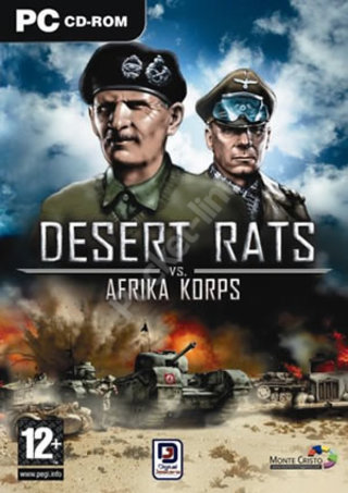 Desert Rats vs Afrika Korps - PC