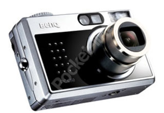 Benq DC C50 digital camera