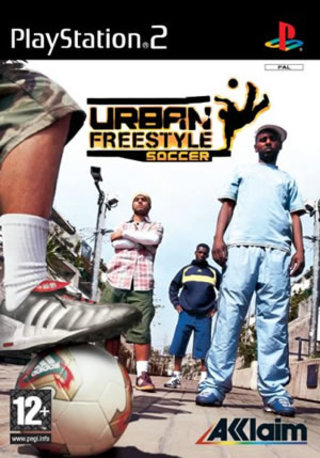 Urban Soccer Freestyle - PS2