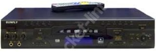 Sunfly DVD Karaoke player