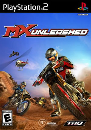 MX Unleashed - PS2