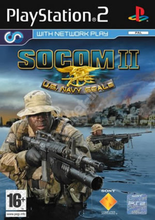 SOCOM II: US Navy SEALS - PS2