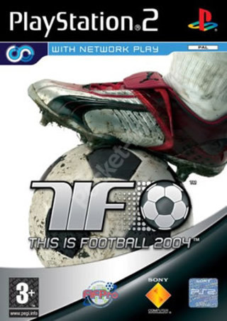 This is Football 2004 - PS2