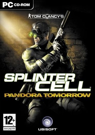 Splinter Cell: Pandora Tomorrow - Xbox