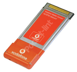 Vodafone 3G/GPRS Mobile Connect Card