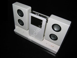 Altec Lansing inMotion Portable iPod speakers