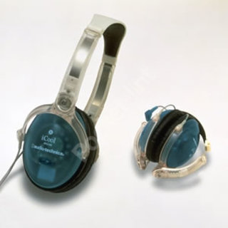 Audio-Technica iCool ATC-H5 Headphones