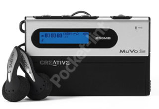 Creative MuVo Slim 256Mb