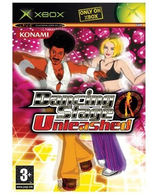 Dancing Stage Unleashed - Xbox