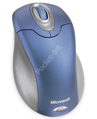 Microsoft Optical Cordless Mouse