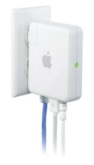 AirPort Express with AirTunes
