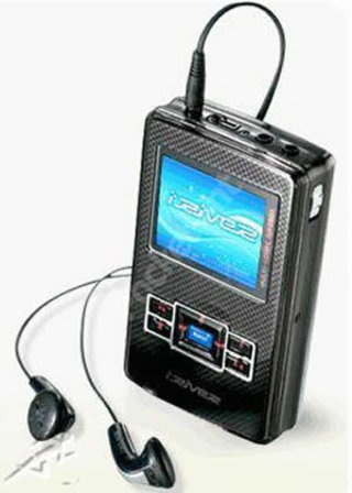 iriver H320 mp player