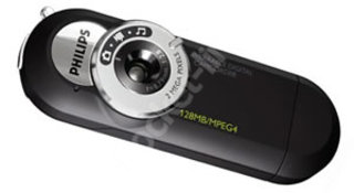 Philips Go Gear 128MB MPEG4 Camcorder