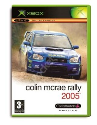 Colin McRae Rally 2005 - PS2
