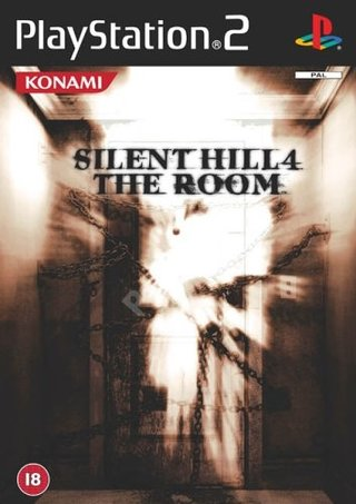 Silent Hill 4: The Room - PS2