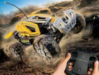 LEGO Racers 8369 Dirt Crusher remote controlled car