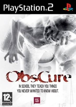 Obscure -  PS2