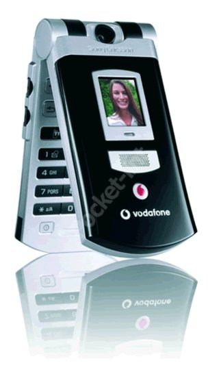 Sony Ericsson V800 mobile phone - WORLD EXCLUSIVE
