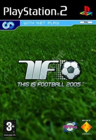 This is Football 2005 - PS2