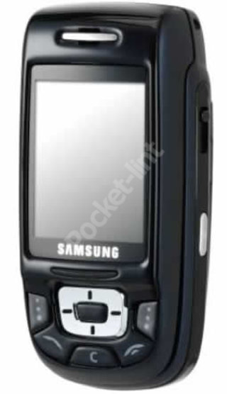 Samsung SGH D500 mobile phone