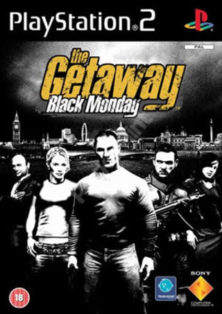 The Getaway: Black Monday - PS2