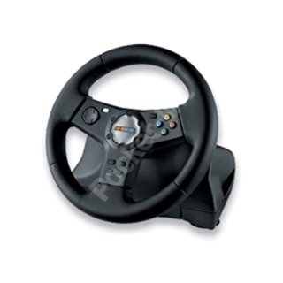 Logitech Xbox steering wheel