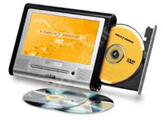 Next base Portable DVD Player