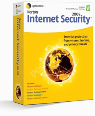 Norton Internet Security 2005