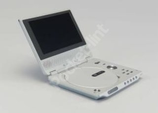 LG DP8821 7in Portable DVD Player