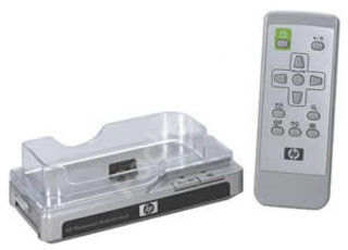 HP Photosmart R-series dock - Digital camera docking station