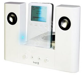 Logic 3 i-Station speakers for iPod
