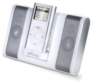 Altec Lansing InMotion mini for iPod Mini