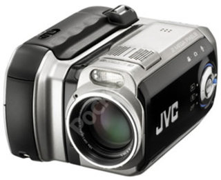 JVC Everio Digital Media camera