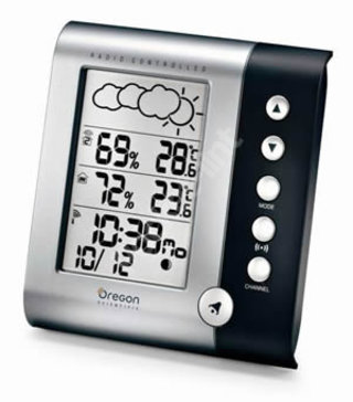 Oregon Scientific Easy Weather Station Advanced