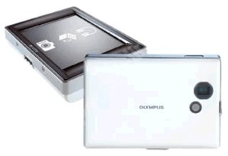 Olympus m robe 500i - First Look