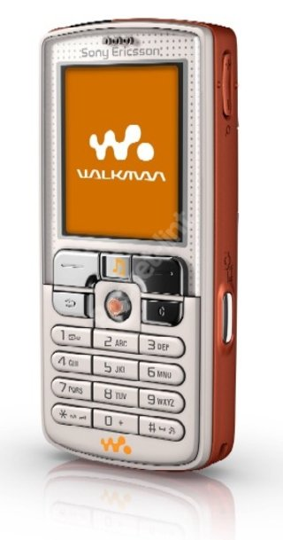Sony Ericsson W800i mobile phone - First Look