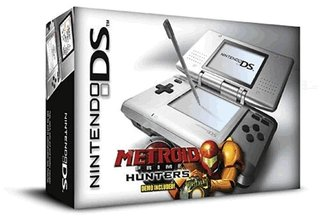 Nintendo DS handheld games console