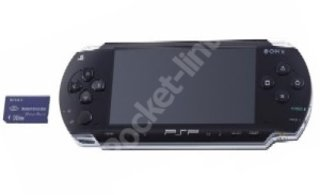 Sony PSP handheld console - First Look