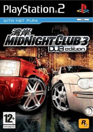 Midnight Club 3 Dub Edition - PS2