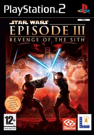 Star Wars Episode III Revenge of the Sith - PS2