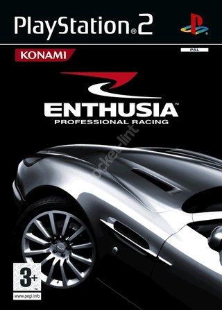 Enthusia - Professional Racing - PS2