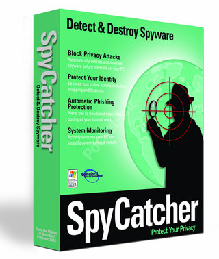 SpyCatcher spyware software